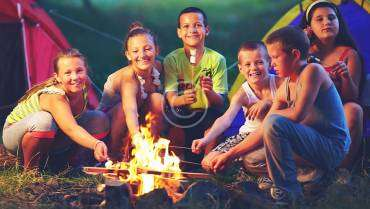 Last Days Fun over Summer Fire